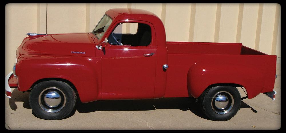 Ford F 1 De 1948 A 1952 Fierros Clasicos