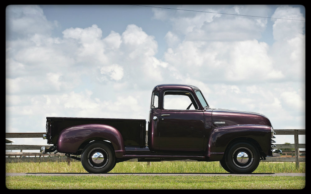Camionetas: Pick Up Chevrolet 1947 a 1954 | Fierros Clasicos
