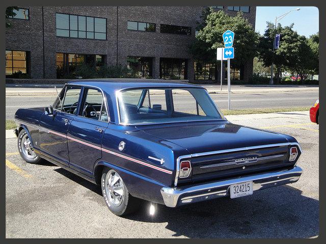 Chevrolet 400 De 1962 Fierros Clasicos