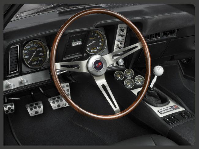Chevrolet Camaro Fierros Clasicos
