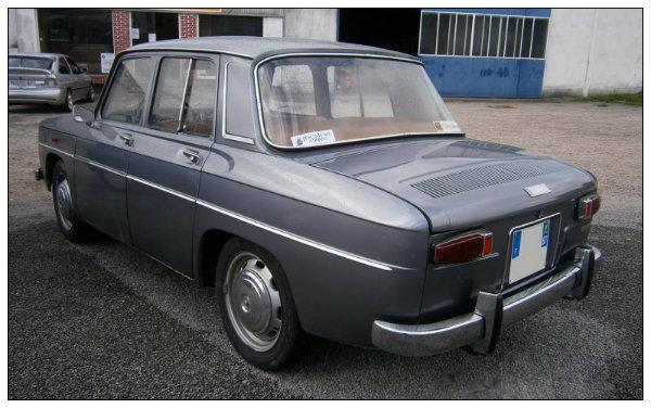 renault 8 y r8 gordini 1962 1971 fierros clasicos. Black Bedroom Furniture Sets. Home Design Ideas