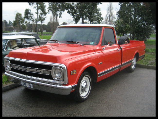 Chevrolet C10 Pickup Parts and Accessories Automotive