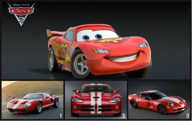 Los Autos Verdaderos de Cars | Fierros Clasicos