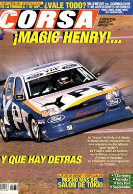 8 HENRY MARTIN 1997
