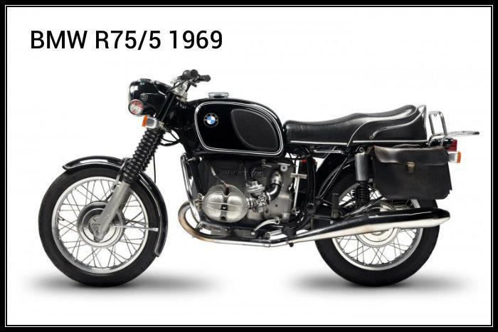 1969 R75 5 1A
