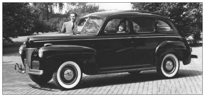 1941 Ford sedan 4 puertas 1a