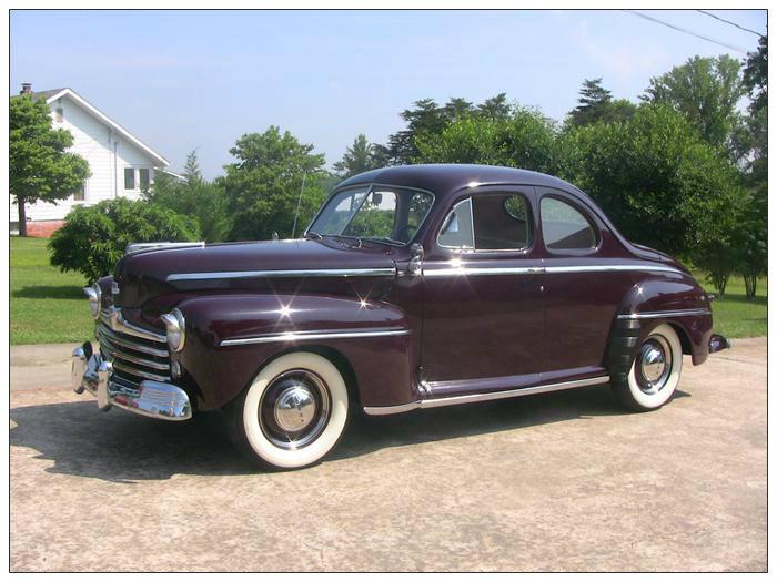 Ford 1941 A 1948 Fierros Clasicos