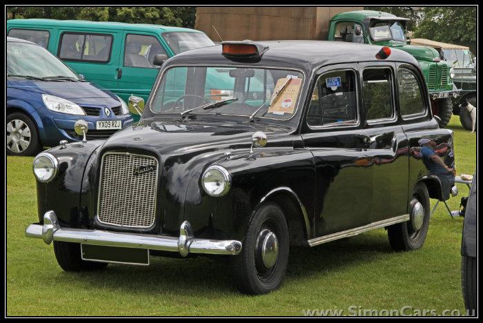 Austin FX4 Taxi front1