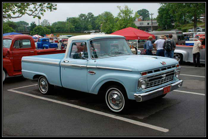 Ford 1961 A 1966 Fierros Clasicos
