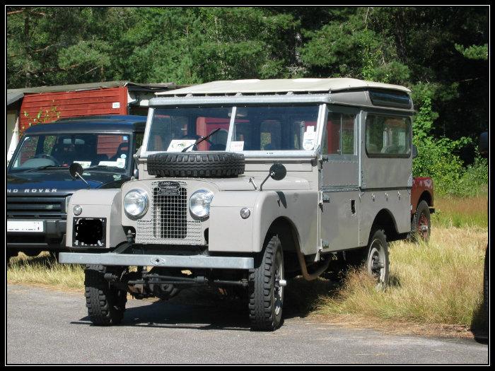 1954 safari x