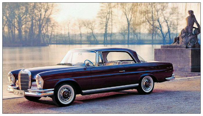 1961 coupe w111