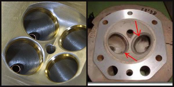 Para que se asientan las valvulas de un motor