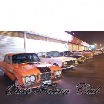 calendario oeste falcon club