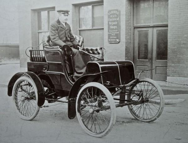1 packard 1900