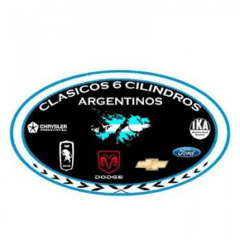 CA CLASICOS 6 CILINDROS