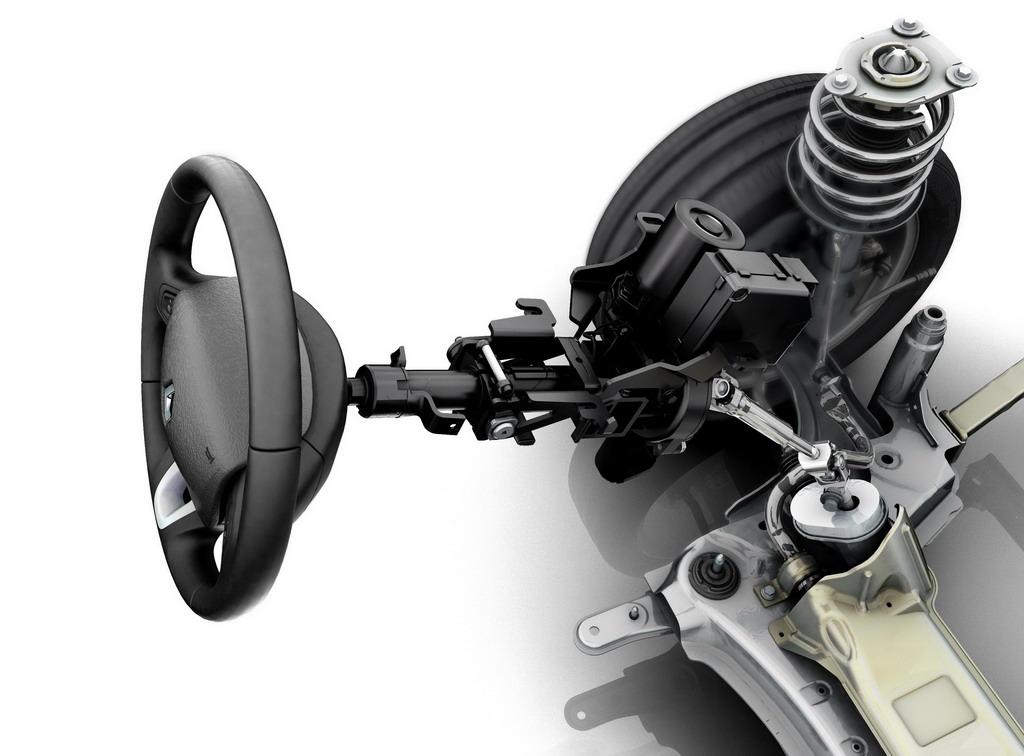 Diferencia entre direccion servoasistida e hidraulica