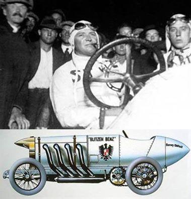 1 record velocidad 1910