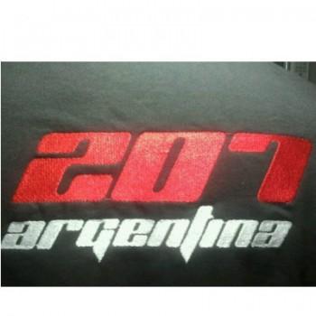 CA 207 ARGENTINA