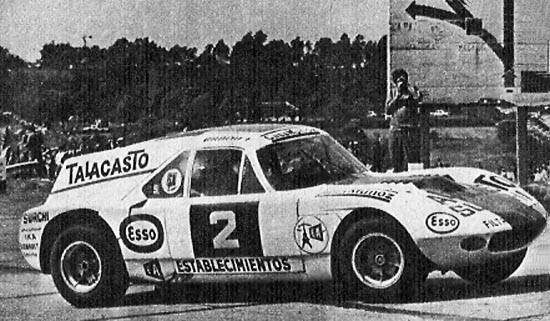 5 gradassi 1968