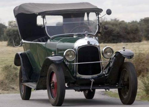 1 citroen 1919