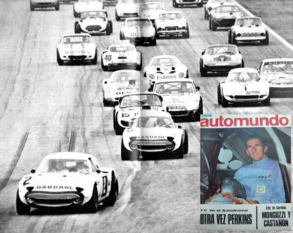 2 PEERKINS TORNADO 1968