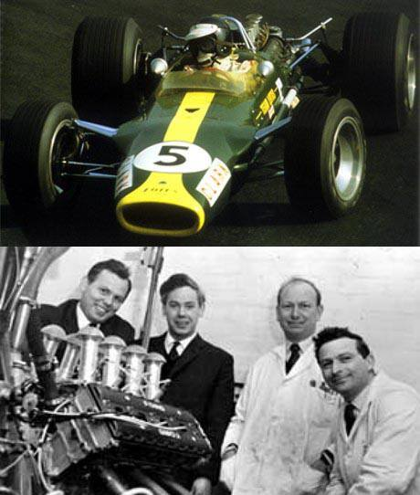 2 motor coswaorth dfv 1967