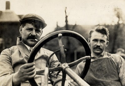 3 louis chevrolet muere 1941