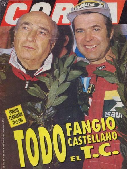 5 castellano ultimo triunfo 1991