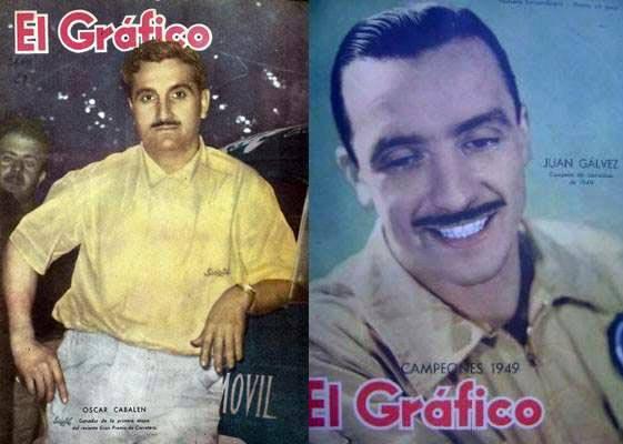 1 GALVEZ Y CABALEN 1950