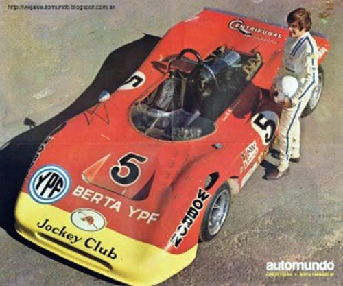 3 ruben di palma en el cabalen 1971