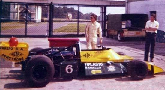 5 MAURICIO GARCIA 1976