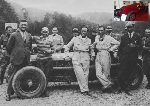 6 debuta ferrari 1932