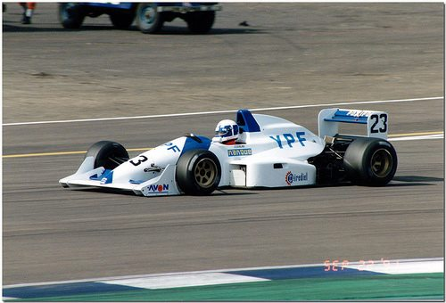 7 JOSE DI PALMA BRANDS HATCH 1993