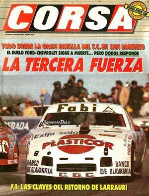 8 chueco romero 1989