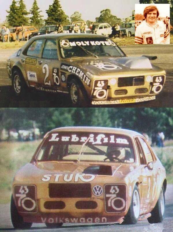 1 RUBEN DI PALMA GANA TC 200 X PRI 1980