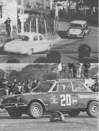 2 PRIMERA VUELTA DE PERGAMINO 1966