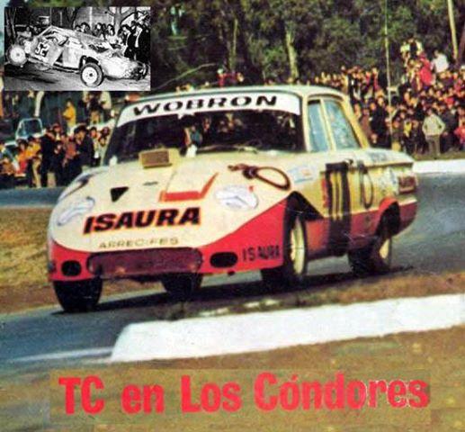 2 pairetti condores 1971
