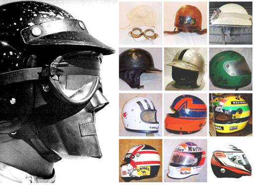 5 cascos enterizos 1968