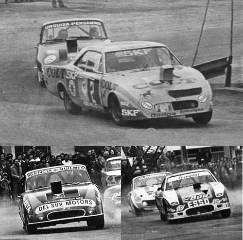 7 bordeu dodge 1972