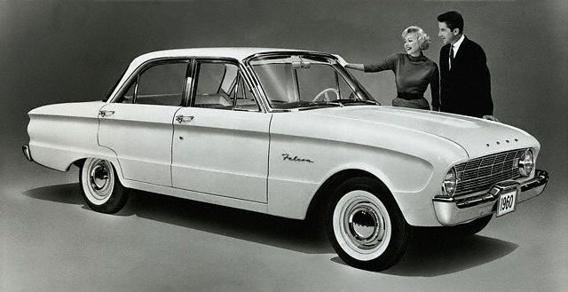 1 ford falcon 1959 usa