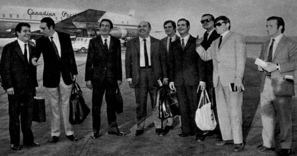 1 invasion a europa 1968