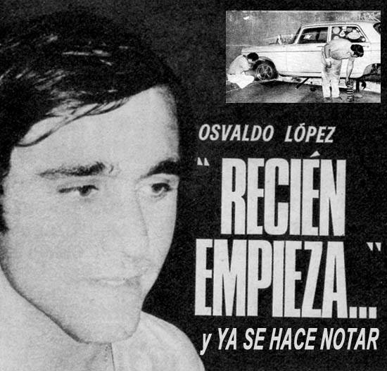 3 cocho lopez primer triunfo 1967