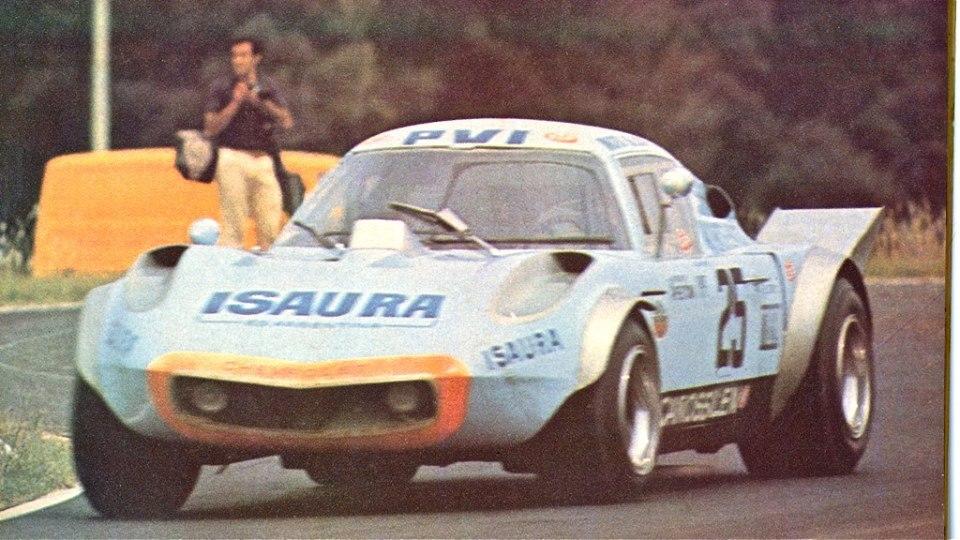 4 cupeiro en MAGGIOLO  1970