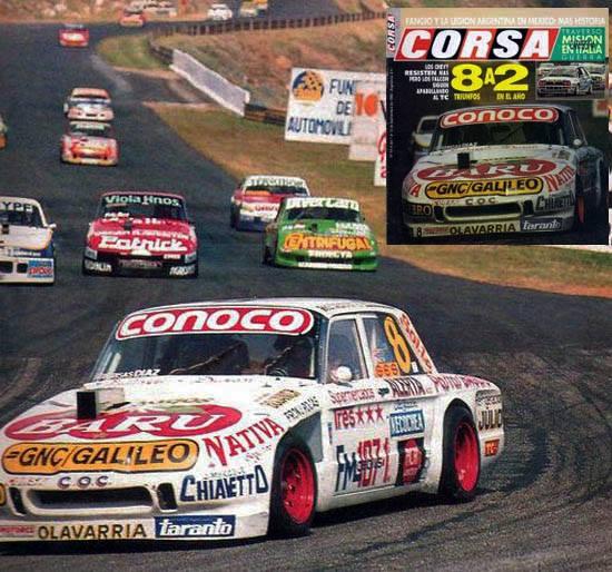 9 CHUECO ROMERO FORD 1993