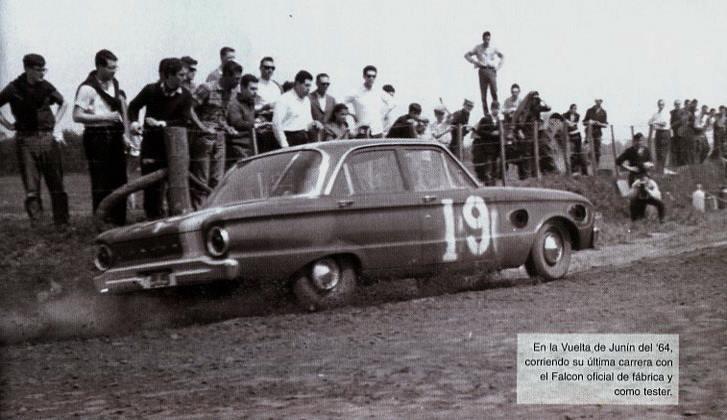 2 aguilucho ultima carrera 1964