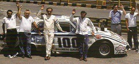 3 gaucho bolivar 1981
