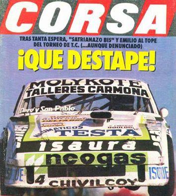 5 SATRIANO LOBOS 1990