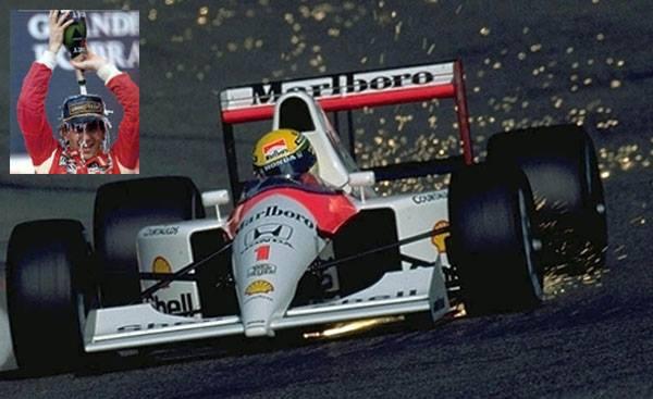 5 ayrton primer titulo 1988