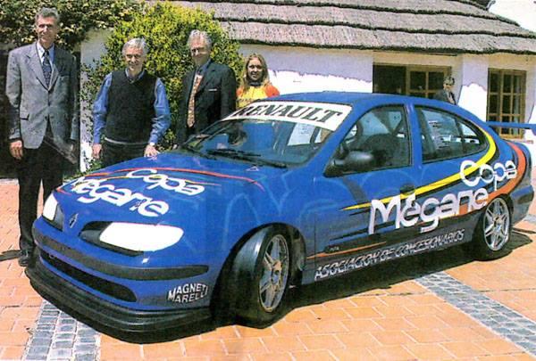 5 megane 1999 se presenta