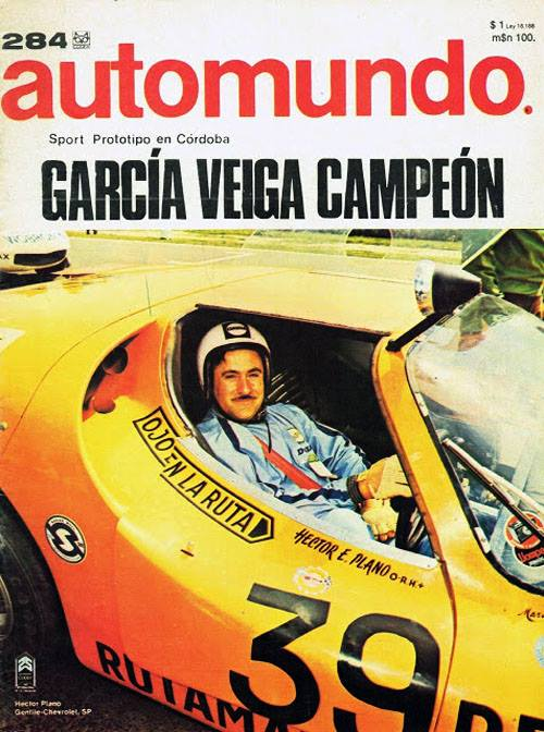 5 nene plano automundo 1970